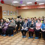 29 ноября 2019 года в детско-юношеском центре «Рифей» состоялось праздничное мероприятие «Для милых мам цветы к ногам»