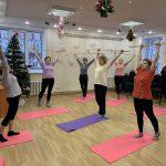 17 января в общественном центре «Чкаловский» прошла суставная гимнастика клуба «Сибирское здоровье по-чкаловски»