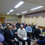 Пермским городским советом ветеранов организована встреча членов «Ветеранского десанта» города Перми
