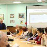 20 февраля 2020 года Пермский городской совет ветеранов провел выездное заседание президиума совета