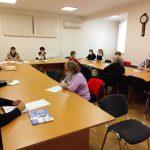 В администрации Индустриального района Перми состоялось заседание методического совета ТОС