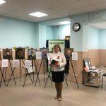 В совете ветеранов м/р Островский состоялся праздник