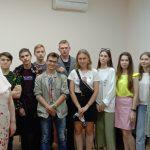 07 июня в ОЦ «Мирный» был дан старт проекту ТОС «Качаловский» «#Волонтер.ТОС» -победитель XXIII городского конкурса социально значимых проектов «Город – это мы»